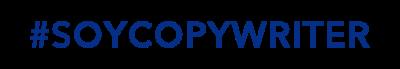 logotipo soycopywriter